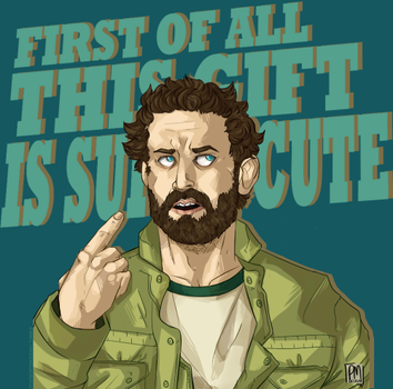 First of all - Chuck by PostMortemDesign
