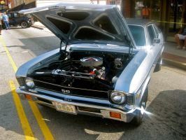Chevy Nova by absoluteandrew