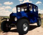 Ford T 1908 New Age by Zero-Jager
