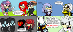 Sonic Chronicles vs others by 12gameschamp21