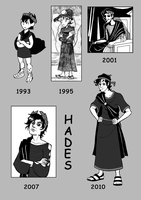 Evolution: Hades by A-gnosis