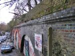 Finsbury Park To Alexandra Palace Train Line by MedusaTombStone