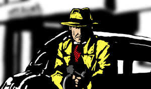 Dick Tracy by dklproductions