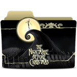 The Nightmare Before Christmas Folder Icon by bedobaho