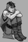 Lonely Jace by Apolloyue
