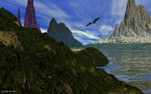 Soaring Free 2 by Don64738