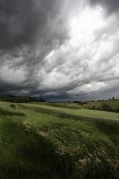Greendale, Summer Storm by lawrencew