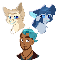 Headshot Gifts by CrispyCh0colate