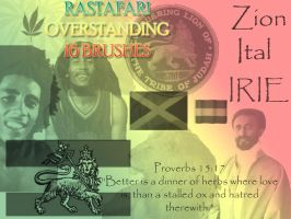 Rastafari Overstanding by yellabunny-muah