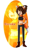 Naruko the fox by Rumay-Chian