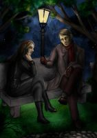 Commission - Ivy and Hannibal by FuriarossaAndMimma