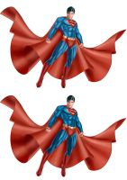 My dream of the Superman look by supersebas