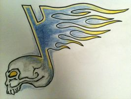 St Louis Blues Tattoo Idea by Guerrilla97