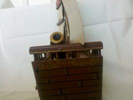 Jolly Roger Side View by tink502