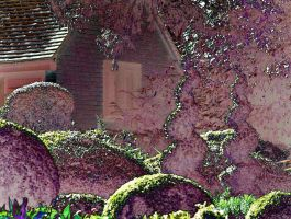 Hot Twisted Topiary by aegiandyad