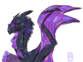 Dragon Month - Day 7 by Crystalline-Opal