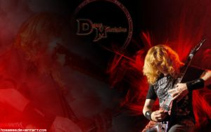 Dave Mustaine by Hosam93