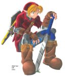 Red link by Mast3r-sword
