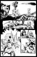 Teuton: Volume 3 - 04 by ADAMshoots