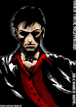 Dylan Dog by ThitaniumPrince