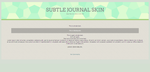 Subtle Journal Skin by AniPal