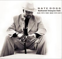 RIP Nate Dogg by OutlawNinja
