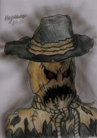 The Scarecrow by Haganax