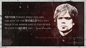 Tyrion Lannister by Alia-x