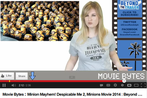 Minion Movie!!! [Link below] by Onikage108