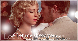 Caroline and Klaus - Let me show you by franzi303
