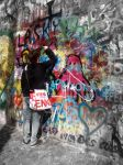 Lennon's wall by kay17ryan