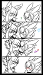 AA: kiss note [yukon's first kiss] by Pikachim-Michi