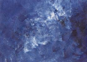 Abstraction BlueWhite by Kat1304