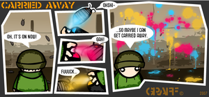 Graff - Carried Away by ThePpeGFX