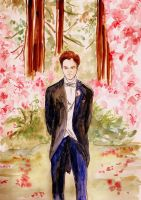 Breaking Dawn - The Bridegroom by LittleSeaSparrow