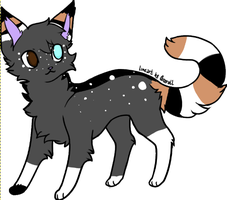 free cat adopt (closed) by smalls0023