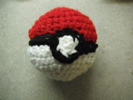 Pokeball Cover by SamalaKatal