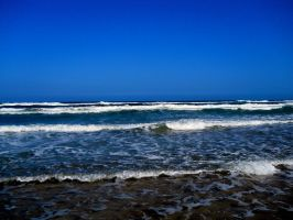 STOCK Ocean by EscapeFromWonderland