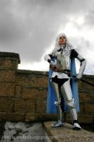 Griffith and his new castle by Shirak-cosplay