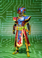 What-If - SHF Kamen Rider Paradox Level 99 by Zeltrax987