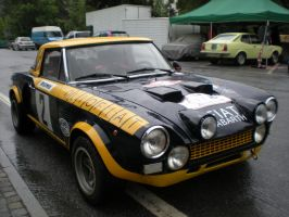 Fiat 124 Abarth by franco-roccia