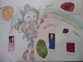 Arcoiris Musical by Winxzafir