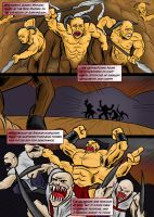 Mortal Kombat Issue #1 Page 2 by MarcusSmiter