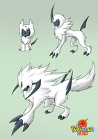 isol and absol and bargsol by dragonmanX