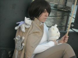 Greece MCM Expo May 2012 by SheepGoesRawr