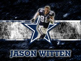 Jason Witten No. 2 by cotrackguy