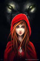 Little Red Riding Hood by V3rc4