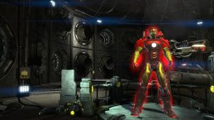 Iron Man full suit custom DCUO by Kenred2