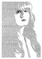Florence Welch by Tiedala