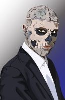 Zombie Boy Vector by ADL-Designs